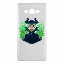 Чехол для Samsung A7 2015 Evil Maleficent