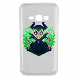Чехол для Samsung J1 2016 Evil Maleficent