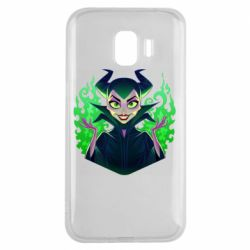 Чехол для Samsung J2 2018 Evil Maleficent
