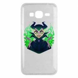 Чехол для Samsung J3 2016 Evil Maleficent