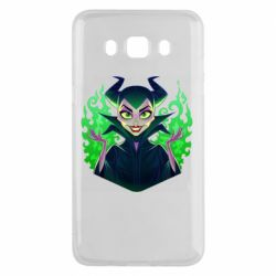 Чехол для Samsung J5 2016 Evil Maleficent