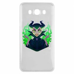 Чехол для Samsung J7 2016 Evil Maleficent