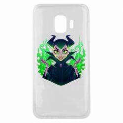 Чехол для Samsung J2 Core Evil Maleficent