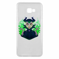 Чехол для Samsung J4 Plus 2018 Evil Maleficent
