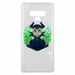 Чехол для Samsung Note 9 Evil Maleficent