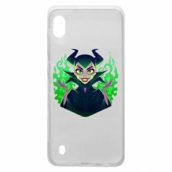 Чехол для Samsung A10 Evil Maleficent