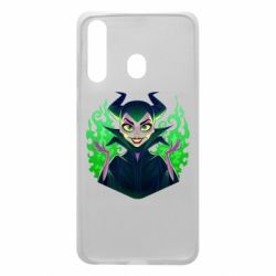 Чехол для Samsung A60 Evil Maleficent