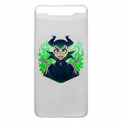 Чехол для Samsung A80 Evil Maleficent
