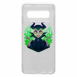 Чехол для Samsung S10 Evil Maleficent