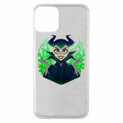 Чехол для iPhone 11 Evil Maleficent