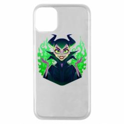 Чехол для iPhone 11 Pro Evil Maleficent