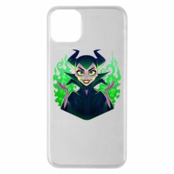 Чехол для iPhone 11 Pro Max Evil Maleficent