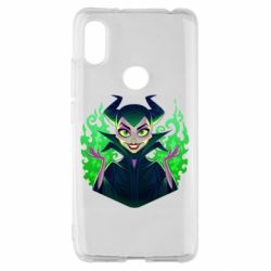 Чехол для Xiaomi Redmi S2 Evil Maleficent