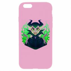 Чехол для iPhone 6 Plus/6S Plus Evil Maleficent