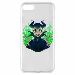 Чехол для iPhone 7 Evil Maleficent