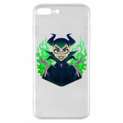 Чехол для iPhone 7 Plus Evil Maleficent