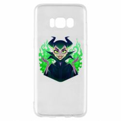 Чехол для Samsung S8 Evil Maleficent