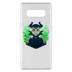 Чехол для Samsung Note 8 Evil Maleficent