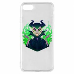 Чехол для iPhone 8 Evil Maleficent