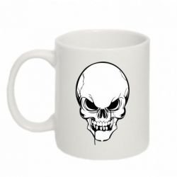 Кружка 320ml Evil skull - FatLine