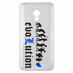 Чехол для Meizu 15 Lite Evolution Death Note - FatLine
