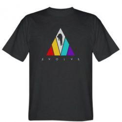 Чоловіча футболка Evolve logo