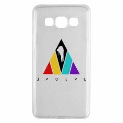 Чохол для Samsung A3 2015 Evolve logo