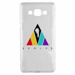 Чохол для Samsung A5 2015 Evolve logo