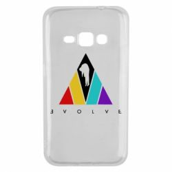 Чохол для Samsung J1 2016 Evolve logo