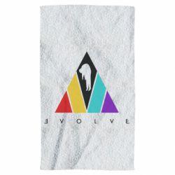 Рушник Evolve logo