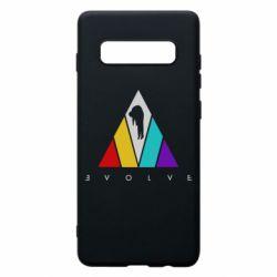 Чохол для Samsung S10+ Evolve logo