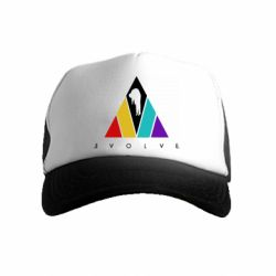 Дитяча кепка-тракер Evolve logo