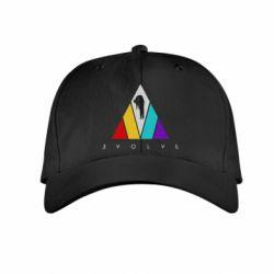 Дитяча кепка Evolve logo