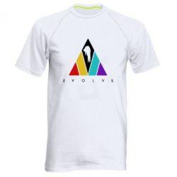 Чоловіча спортивна футболка Evolve logo