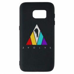 Чохол для Samsung S7 Evolve logo