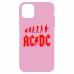Чохол для iPhone 11 Еволюція AC\DC