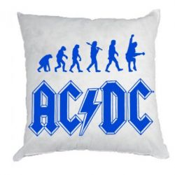 Подушка Эволюция AC\DC - FatLine