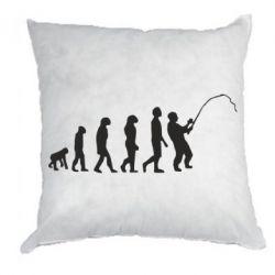 Подушка Эволюция рыбака