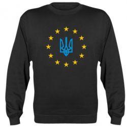 Реглан (свитшот) ЕвроУкраїна - FatLine