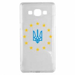 Чехол для Samsung A5 2015 ЕвроУкраїна