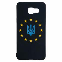 Чохол для Samsung A5 2016 ЕвроУкраїна