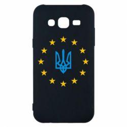 Чехол для Samsung J5 2015 ЕвроУкраїна