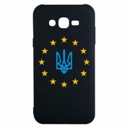 Чехол для Samsung J7 2015 ЕвроУкраїна