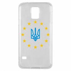 Чохол для Samsung S5 ЕвроУкраїна