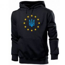 Толстовка ЕвроУкраїна - FatLine