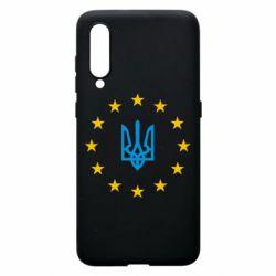 Чехол для Xiaomi Mi9 ЕвроУкраїна