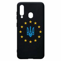 Чехол для Samsung A60 ЕвроУкраїна