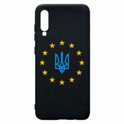 Чехол для Samsung A70 ЕвроУкраїна