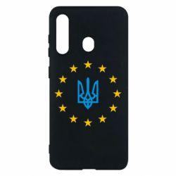 Чехол для Samsung M40 ЕвроУкраїна