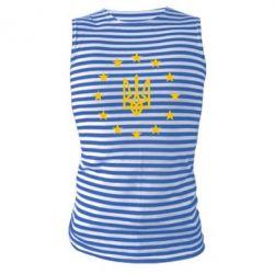 Майка-тільняшка ЕвроУкраїна